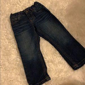 Girls blue Jean size 3t